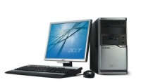 ACER Power M8/ A64 X2 3800+/ 1GB/ SATA II 250GB 7.2k/ DVD±RW +DL
