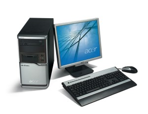 ACER Power F6/ P4 531/ 512MB/ SATA II 160GB 7.2k/ DVD±RW +DL/