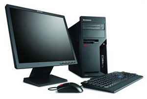 IBM/LENOVO TC A60 tower/ A64 X2 3800+/ 1GB/ SATA 250GB 7.2k/ 8v1/ DVD±RW +DL